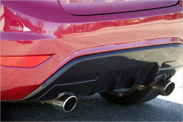 Fiesta ST Doppelauspuff