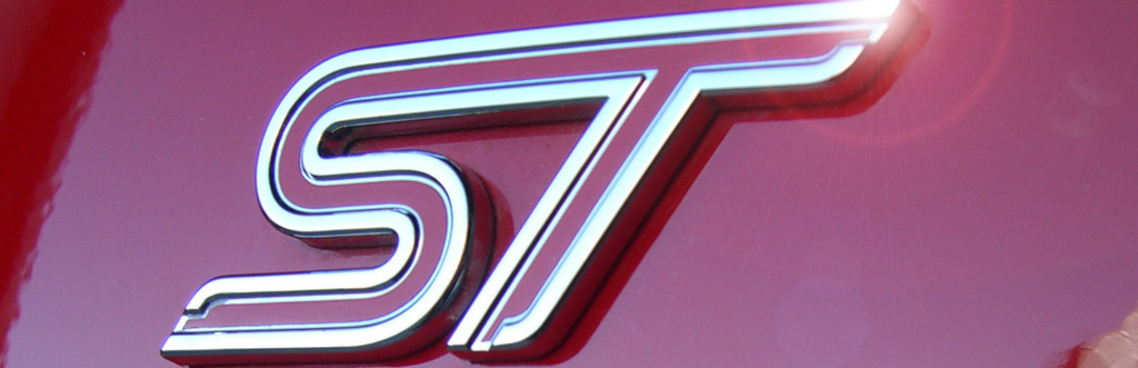 Fiesta ST Logo